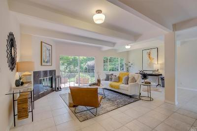 Mill Valley Single Family Home For Sale: 302 Sheffield Avenue