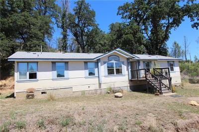 Middletown Single Family Home Contingent-Show: 12335 Seigler Canyon Road