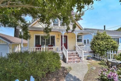 Petaluma Single Family Home For Sale: 304 West Street