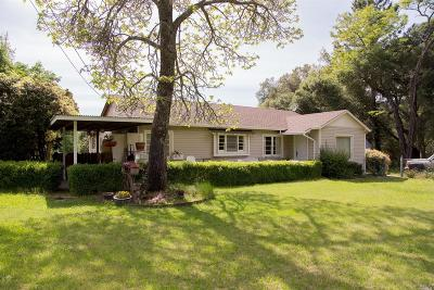 Angwin Single Family Home For Sale: 390 Cold Springs Road