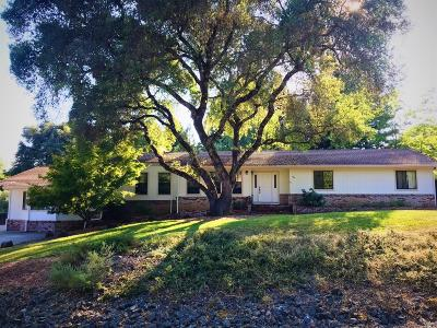 Ukiah Single Family Home For Sale: 1161 Vista Verde Road