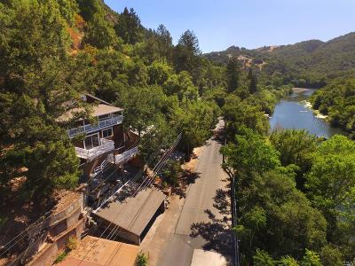Healdsburg Multi Family 2-4 For Sale: 1901 South Fitch Mountain Road