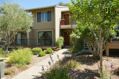 Napa Condo/Townhouse For Sale: 820 Augusta Circle