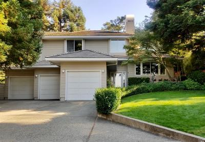 Napa Single Family Home For Sale: 710 Casswall Street