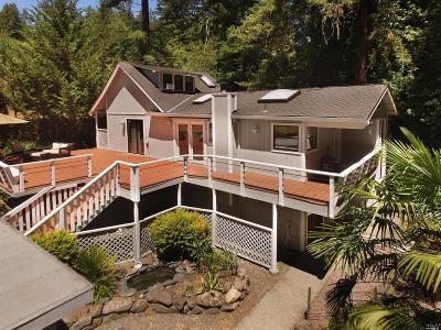 Sebastopol CA Single Family Home For Sale: $1,165,000