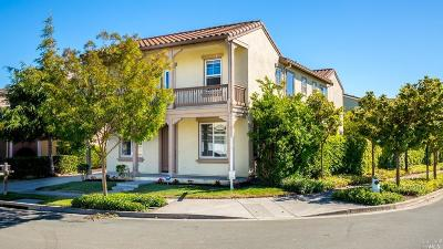 Vallejo Single Family Home For Sale: 500 Kirkland Avenue