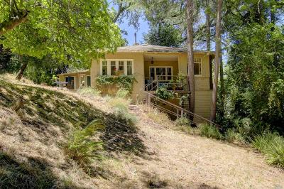 San Anselmo CA Single Family Home Contingent-Show: $825,000