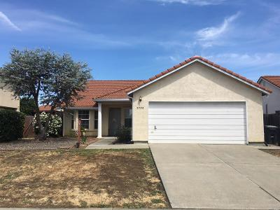 Fairfield Single Family Home For Sale: 2759 Woodmont Drive