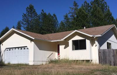 Willits Single Family Home For Sale: 26661 Daphne Way