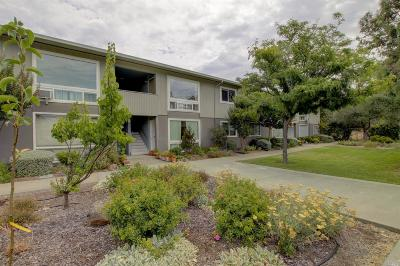 Marin County Condo/Townhouse For Sale: 1024 Los Gamos Road #D
