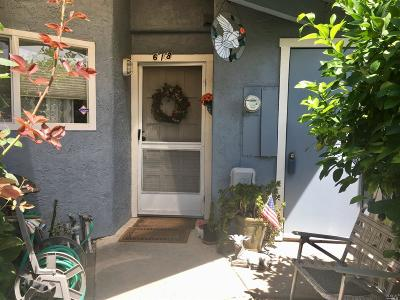 Rohnert Park Condo/Townhouse For Sale: 618 Racquet Club Circle