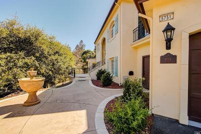 Santa Rosa CA Single Family Home For Sale: $1,998,000