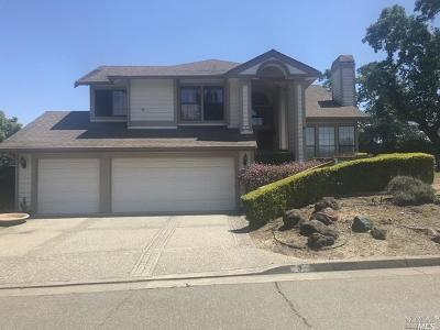 Novato Single Family Home For Sale: 3 Woodgate Place