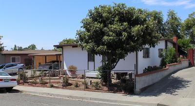 Vallejo Single Family Home For Sale