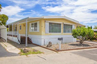 Marin County Mobile Home Contingent-Show: 4 Meadowview Drive #4