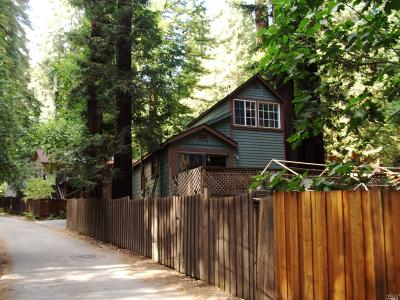 Single Family Home Sold: 14953 Sequoia Road