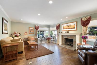 San Anselmo Single Family Home For Sale: 116 Jordan Avenue