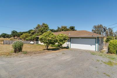 Petaluma Single Family Home For Sale: 2151 Fallon Two Rock Road