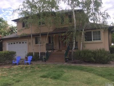 Kelseyville Single Family Home Contingent-Show: 3095 Willow Road