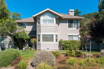 Marin County Condo/Townhouse For Sale: 50 Little Creek Lane