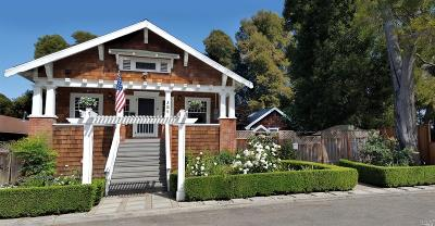 Napa CA Multi Family 2-4 For Sale: $929,000