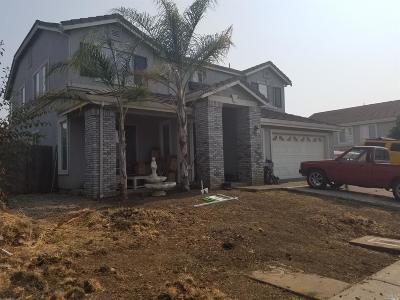 American Canyon Single Family Home For Sale: 127 Entrada Circle