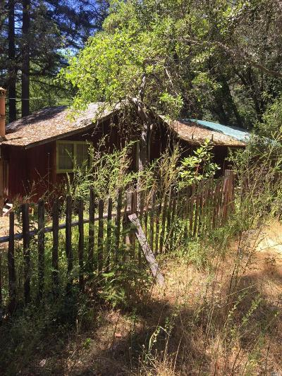 Philo CA Single Family Home For Sale: $235,000