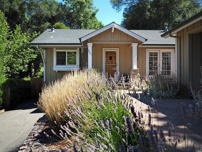 Santa Rosa Single Family Home For Sale: 887 Strawberry Drive