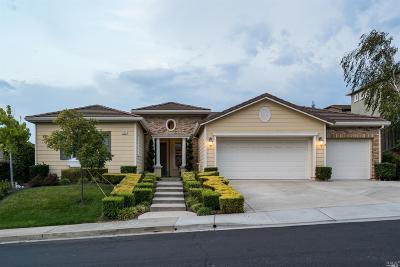 Benicia Single Family Home For Sale: 377 Piercy Drive #0083-