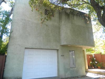 Sonoma Single Family Home For Sale: 18069 Highland Boulevard