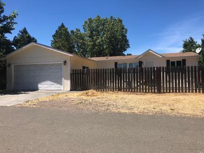 Willits CA Single Family Home For Sale: $265,000
