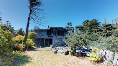 Gualala CA Single Family Home For Sale: $1,249,000