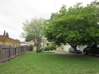 Solano County Single Family Home For Sale: 1714 Ohio Street
