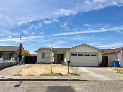 Vallejo Single Family Home For Sale: 180 Coloma Way
