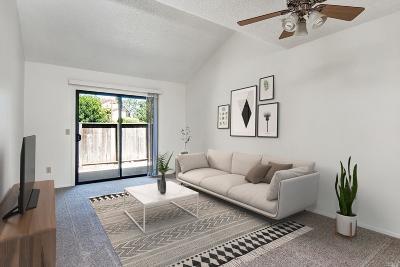 Santa Rosa Condo/Townhouse For Sale: 22 Redwood Court
