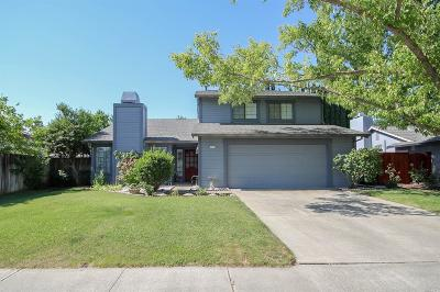 Vacaville CA Single Family Home For Sale: $495,000