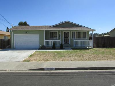 Vallejo Single Family Home For Sale: 1046 Grant Street
