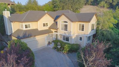 Healdsburg Single Family Home For Sale: 137 Village Oaks Court