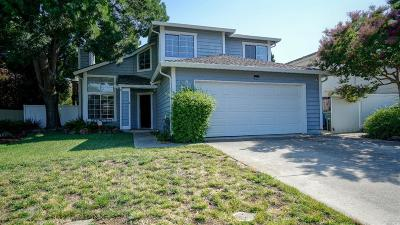 Vacaville CA Single Family Home For Sale: $492,888