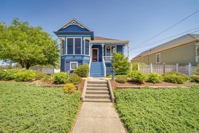 Benicia Single Family Home For Sale: 640 East 2nd Street
