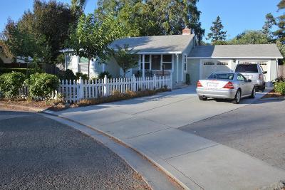 Novato Single Family Home For Sale: 6 Los Alondras Court
