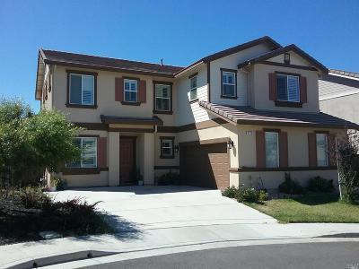 Fairfield Single Family Home For Sale: 4712 Black Oak Court
