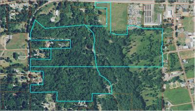 Residential Lots & Land For Sale: Branscomb Road