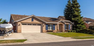 Fairfield Single Family Home For Sale: 735 Antiquity Drive