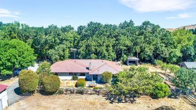 Petaluma Single Family Home For Sale: 105 Wilson Hill Road