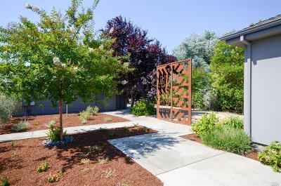 Sonoma Single Family Home For Sale: 203 West Spain Street