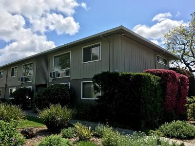 San Rafael Condo/Townhouse For Sale: 1064 Los Gamos Road #B