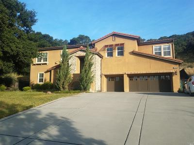 Fairfield Single Family Home For Sale: 854 Bridle Ridge Drive