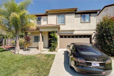 Fairfield Single Family Home For Sale: 5090 Idyllwild Drive