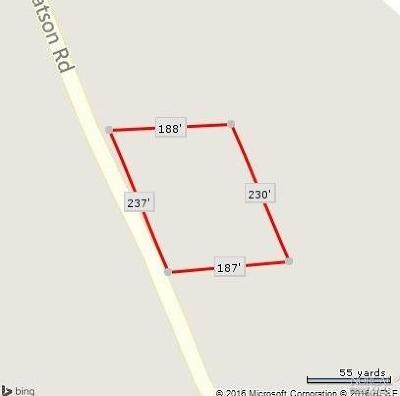 Ukiah Residential Lots & Land For Sale: 701 Watson Road